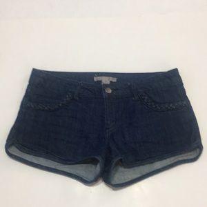 2.1 denim shorts